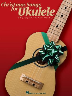 Christmas Songs for Ukulele By Tagliarino, Barrett (CON)